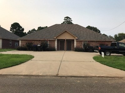 Longview TX Multi Family Home For Sale: $235,000