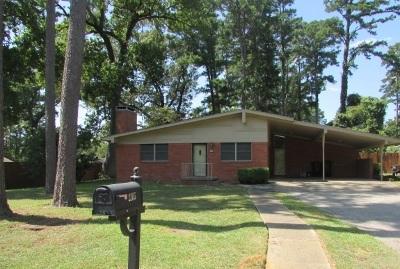 Longview TX Single Family Home Active, Cont Upon Loan Ap: $119,900