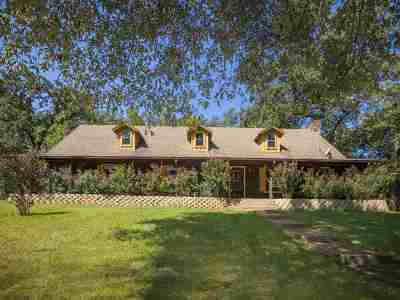 Gladewater Single Family Home For Sale: 782 Rosie Wady Road