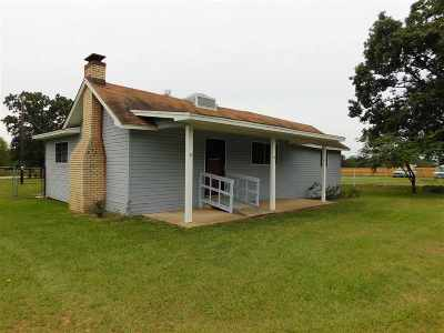 Hallsville Single Family Home For Sale: 11257 W Highway 80