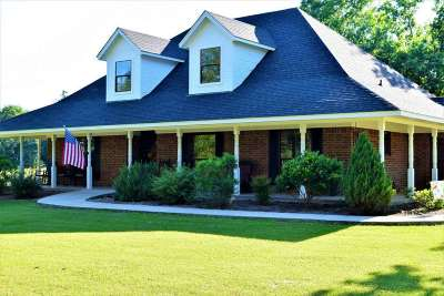 Gilmer Single Family Home For Sale: 5896 Nuthatcher Rd