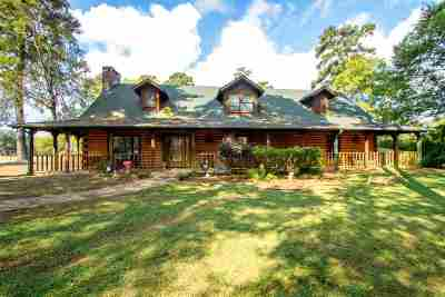 White Oak Single Family Home For Sale: 1813 Lake Harris