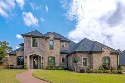Longview Single Family Home For Sale: 3008 Fairway Oaks Lane