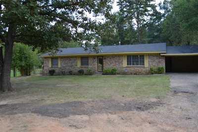 kilgore Single Family Home For Sale: 6474 Fm 1249
