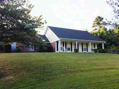 Hallsville Single Family Home Active, Option Period: 155 Brush Arbor Trail
