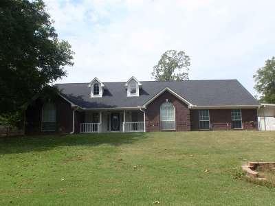 kilgore Single Family Home For Sale: 171 Treeline Rd