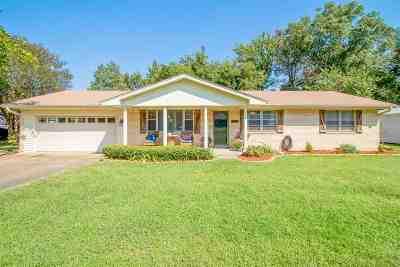 kilgore Single Family Home For Sale: 2801 Royal Drive