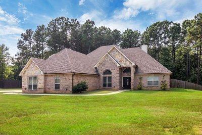 Longview TX Single Family Home For Sale: $317,500