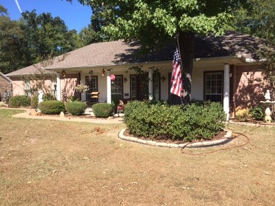 Single Family Home For Sale: 2115 E George Richey Rd