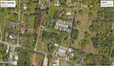 Longview TX Residential Lots & Land For Sale: $3,000