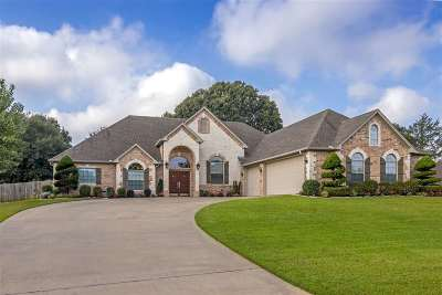 White Oak Single Family Home Active, Option Period: 106 Glen Rose Trail