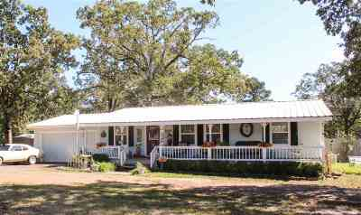 Longview TX Single Family Home For Sale: $150,000