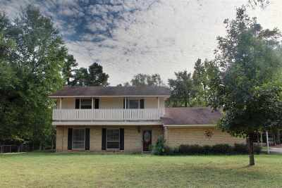 White Oak Single Family Home For Sale: 208 Cottonwood Trl