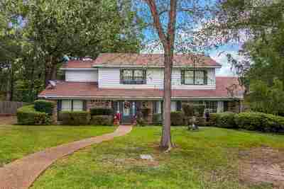 Longview Single Family Home For Sale: 1101 Richwood St.