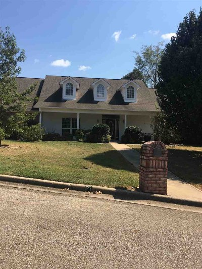 Single Family Home For Sale: 1608 Colonial