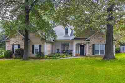 Longview Single Family Home Active, Option Period: 5200 Whitaker Circle