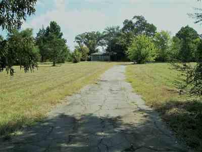 kilgore Single Family Home For Sale: 3810 N Hwy 135
