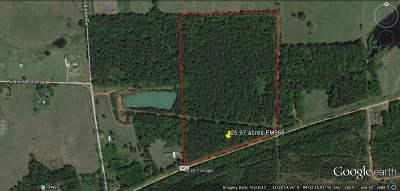 Hallsville Residential Lots & Land For Sale: Tbd Fm 968