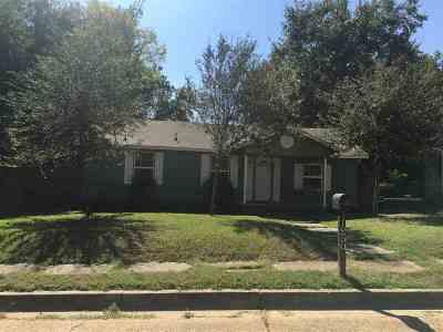 kilgore Single Family Home For Sale: 1250 Myrtle