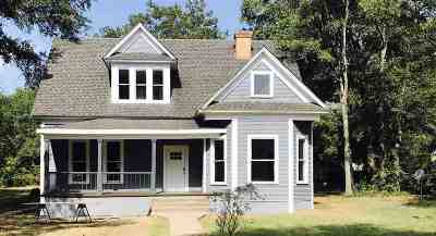 kilgore Single Family Home For Sale: 101 Griffin St