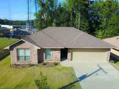 Longview Single Family Home For Sale: 1709 Eastwood Street