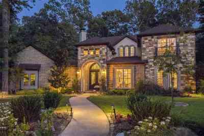 Longview TX Single Family Home For Sale: $689,900