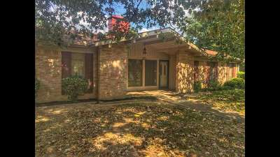 Longview TX Single Family Home For Sale: $143,500