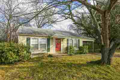White Oak Single Family Home For Sale: 512 S Sun Camp Rd