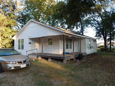 Gilmer Single Family Home For Sale: 400 E Harrison