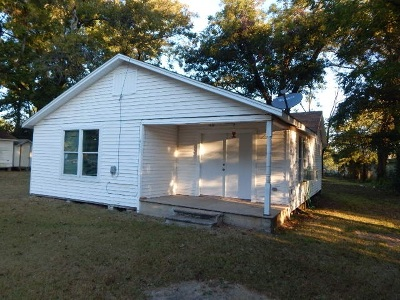 Gilmer Single Family Home For Sale: 408 E Harrison