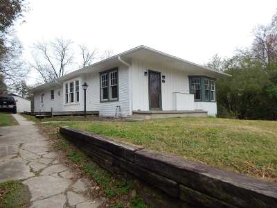 Gilmer Single Family Home For Sale: 313 S Trinity