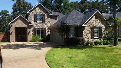 Longview Single Family Home For Sale: 1007 Riverwood Dr