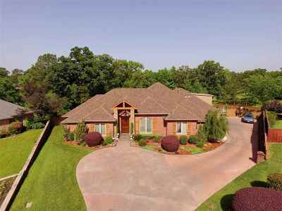 Longview Single Family Home For Sale: 1703 Oakmont