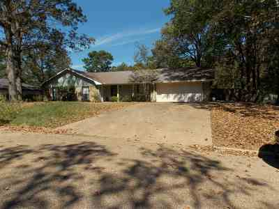 Longview Single Family Home For Sale: 232 N Mosley Circle