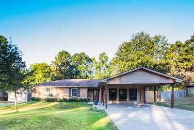 Longview Single Family Home For Sale: 2827 Matt Dr