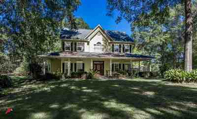 Single Family Home For Sale: 810 County Road 334