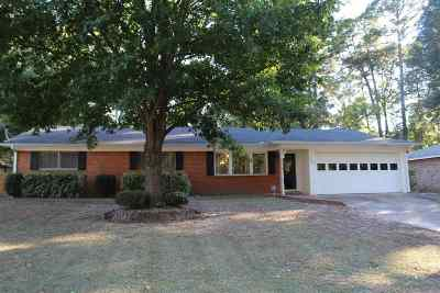 Longview Single Family Home For Sale: 1004 Coushatta Trail