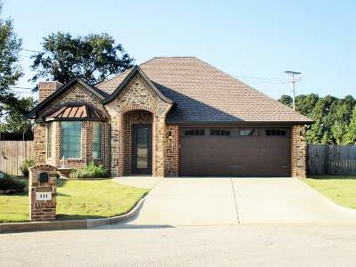 Hallsville TX Single Family Home For Sale: $212,500