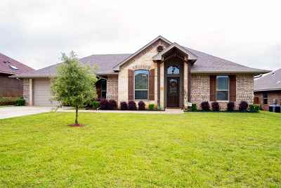 Longview Single Family Home For Sale: 2512 Oasis Dr.