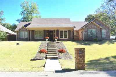 Kilgore Single Family Home For Sale: 199 Maple Grove