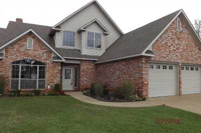 Longview Single Family Home For Sale: 1717 Valley Brook Lane