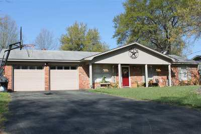 Longview Single Family Home For Sale: 2809 Amberwood Dr