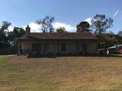Kilgore Single Family Home For Sale: 13313 Fm 2276 N