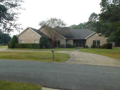 Gilmer Single Family Home Active, Option Period: 1611 Woodway Lane