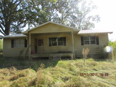Gladewater TX Single Family Home Active, Option Period: $56,000
