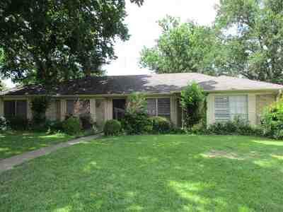Longview Single Family Home For Sale: 127 Briarmeadow