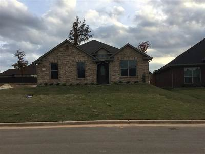 Longview Single Family Home For Sale: 3356 Celebration Way