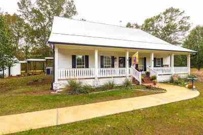 Carthage Single Family Home For Sale: 1745 County Road 108