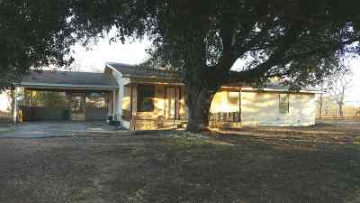 Gladewater TX Single Family Home For Sale: $88,000