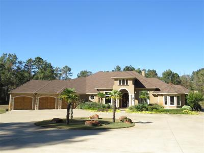 Longview Single Family Home For Sale: 1400 Country Club